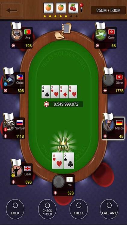 Texas Holdem Poker-King screenshot-0