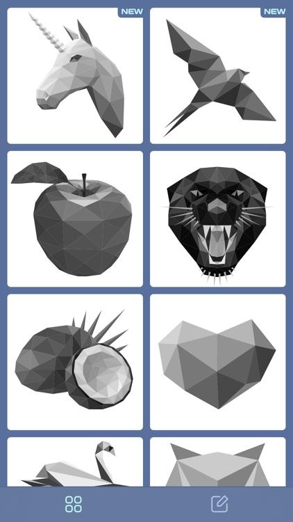 Poly Art – Jigsaw Puzzle Game screenshot-3
