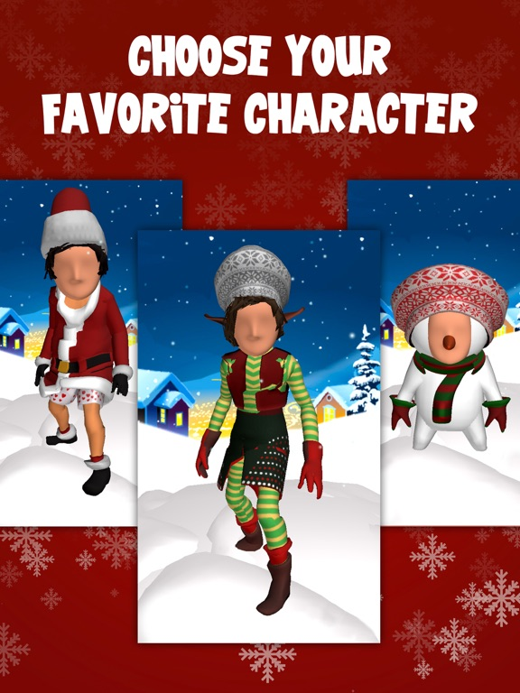 screenshot 2 for elf dancing 3d avatar