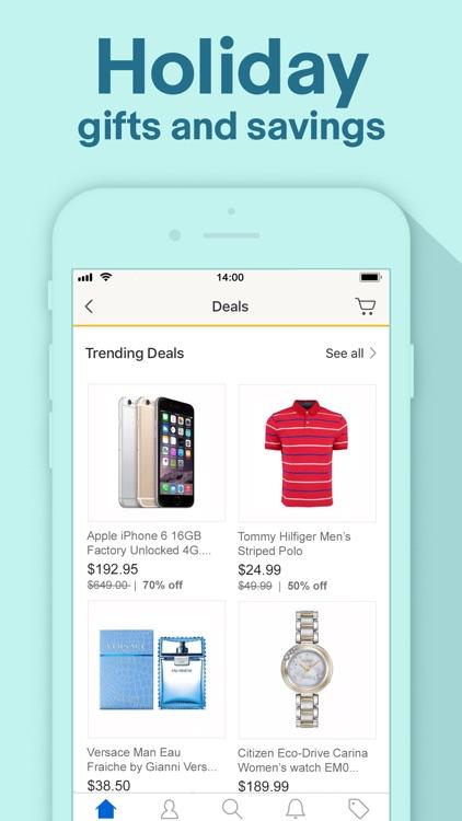 Buy & Sell This Holiday - eBay screenshot-7