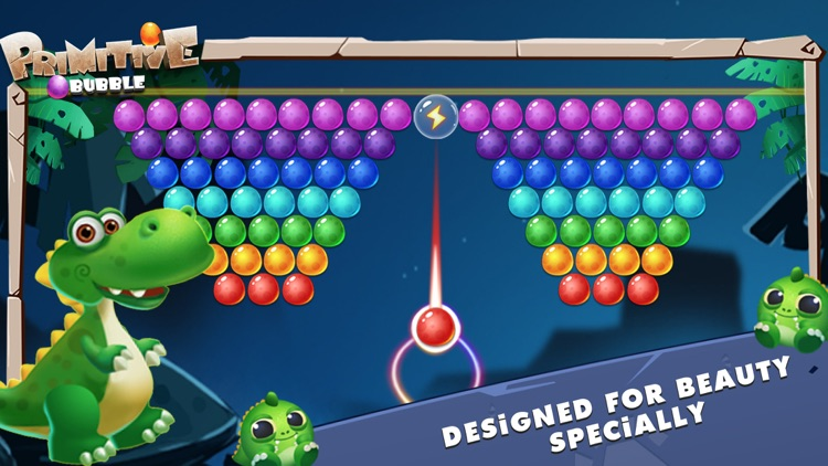Bubble Shooter Dragon Pop screenshot-4