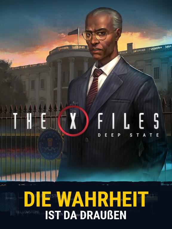 Screenshot 5 The X-Files: Deep State