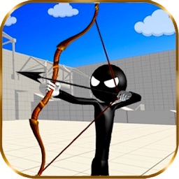 Stickman Archer Shoot War