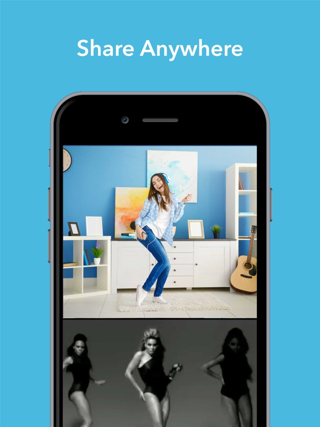 ClippyCam - act, dance, lip sync, and music videos Screenshot