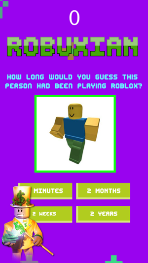 Robuxian for Roblox on the App Store