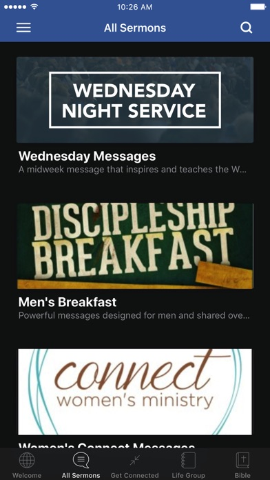 Highlands Christian Fellowship screenshot 2