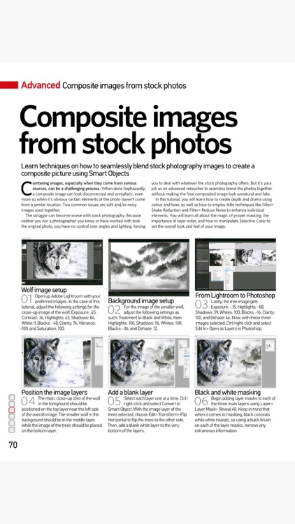 Photoshop Creative Magazine screenshot-8