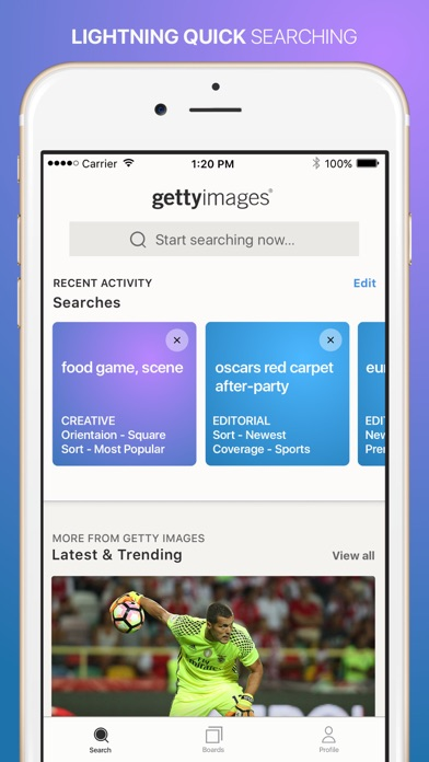 Getty Images by Getty Images Inc  (iOS, United States