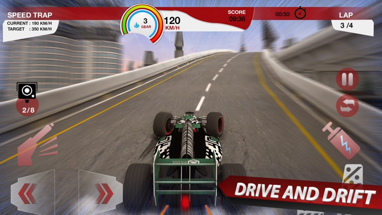 Ultimate Formula Car Simulator screenshot-3