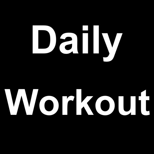 Home Exercise Daily Workout App Logo