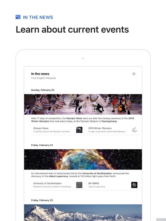 Wikipedia on the app store wikipedia on the app store stopboris Images