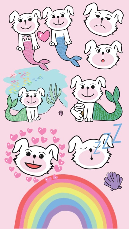 Merdoggo Sticker Pack!