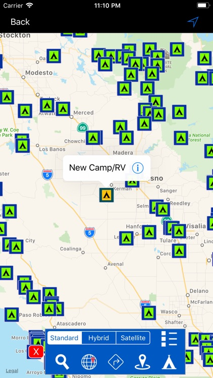 California Camps & RV's screenshot-4