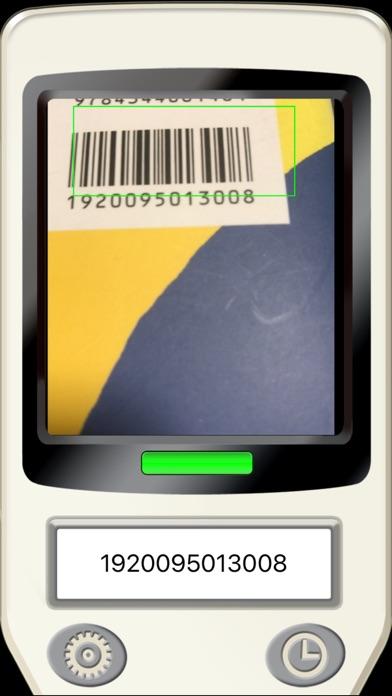 Bar Code Reader for PLCのスクリーンショット1