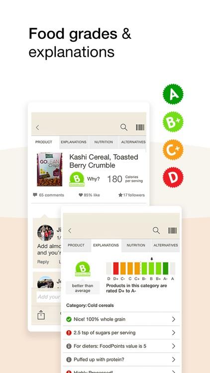 Fooducate - Nutrition Tracker