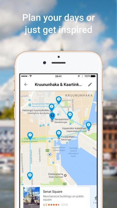 Screenshot 4 for Google Flights's iPhone app'