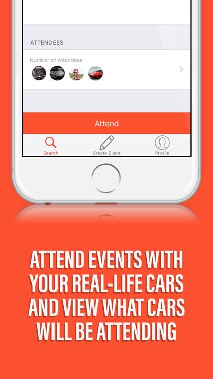 RevMatch - Car Show Finder screenshot-3