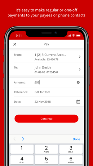 Santander Mobile Banking On The App Store