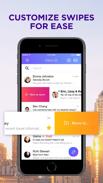 download Yahoo Mail apps 1