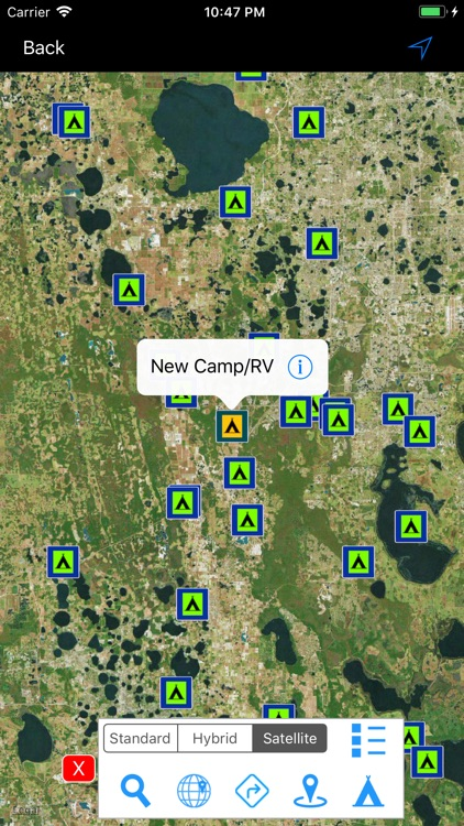 Florida Campgrounds & RV's screenshot-4