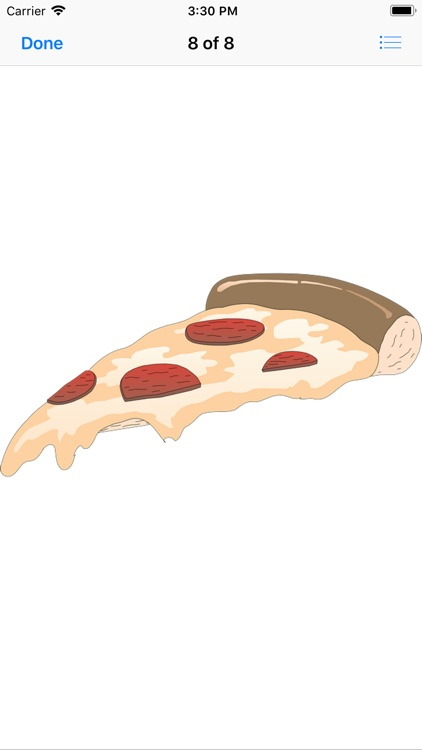 Pizza Sticker Pack screenshot-8