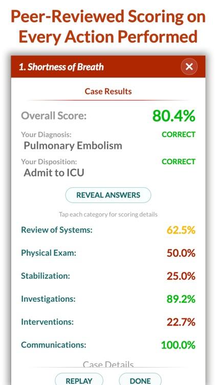 Full Code - Emergency Medicine screenshot-3