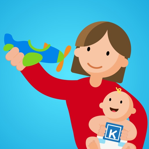Kinedu Baby's Development App application logo