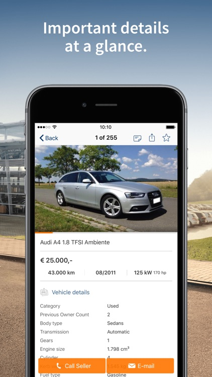 AutoScout24 - used & new cars screenshot-3