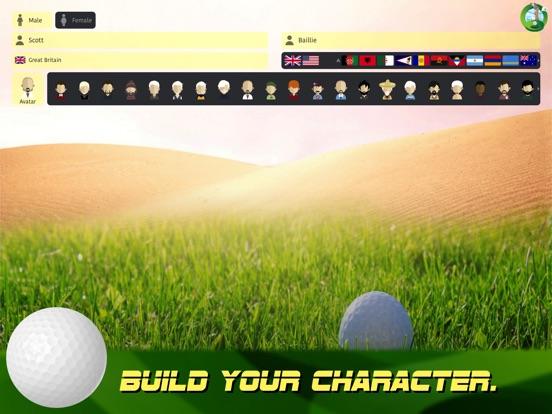 Golf Superstar screenshot 10