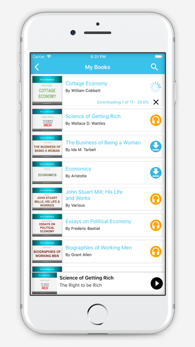 Business Audiobooks screenshot three