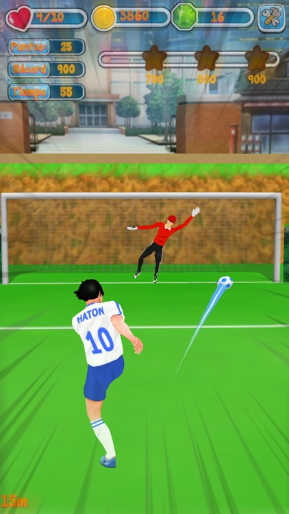 Mobile Soccer Cartoon 2018 screenshot-4