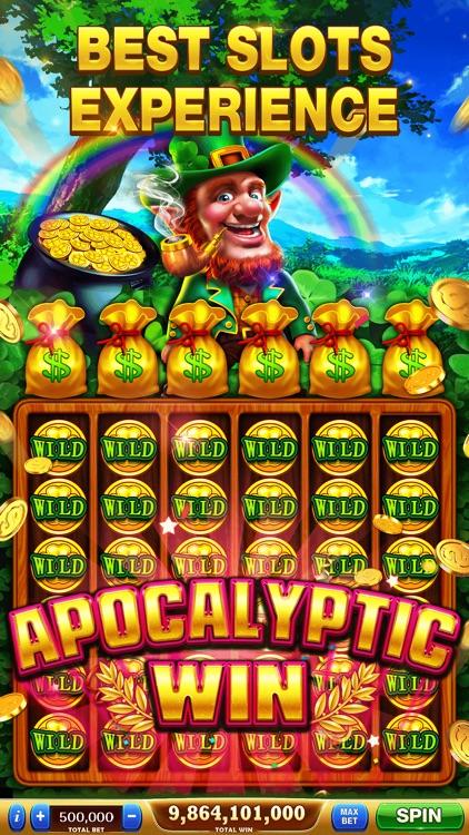 Cash Frenzy - Slots Casino screenshot-3