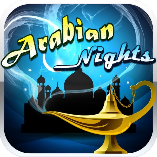 Match 3-1001 Arabian Nights