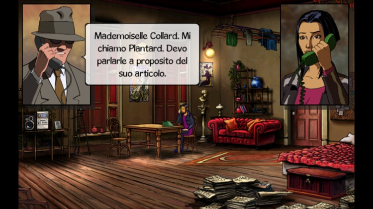 Broken Sword 1 : DC (Italiano) screenshot-3