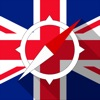 UK Offline Navigation