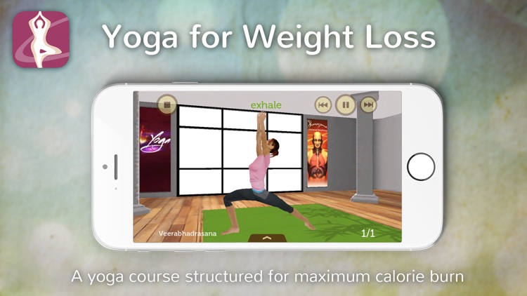 Yoga for Weight Loss screenshot-0