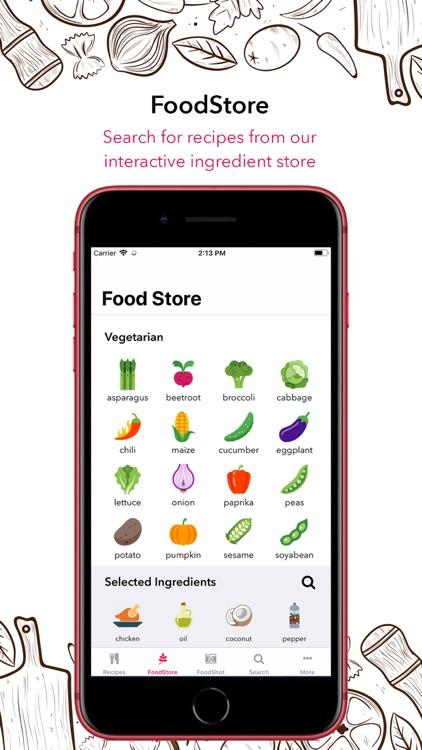 Food Book Recipes screenshot-7