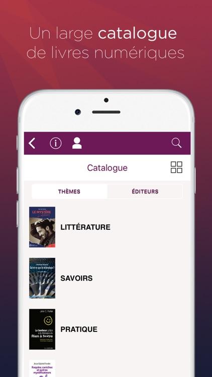 Numilog - Lire des livres screenshot-5