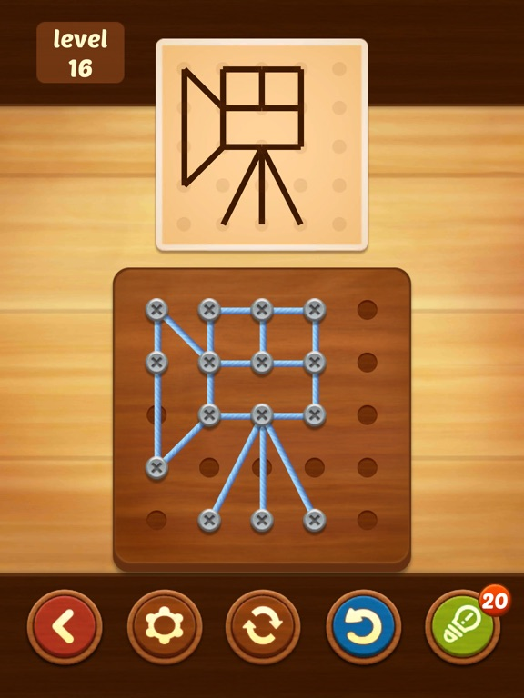 Line Puzzle: String Art screenshot 15