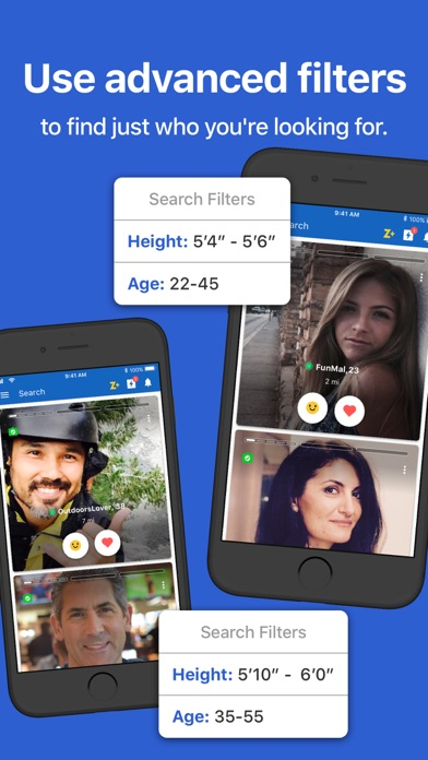Zoosk: Match, Talk, Date, Love app image