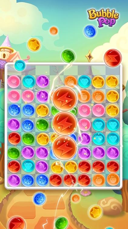 Bubble Pop Puzzle screenshot-4