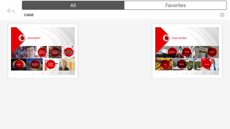 Vodafone Showcase Workshop screenshot-3