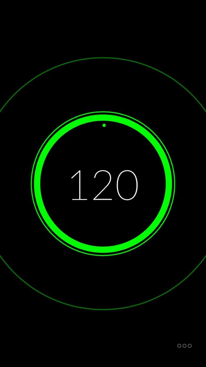 Pulse - Haptic Metronome Watch Screenshot
