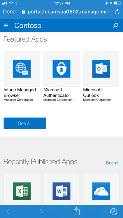 Intune Company Portal screenshot-5