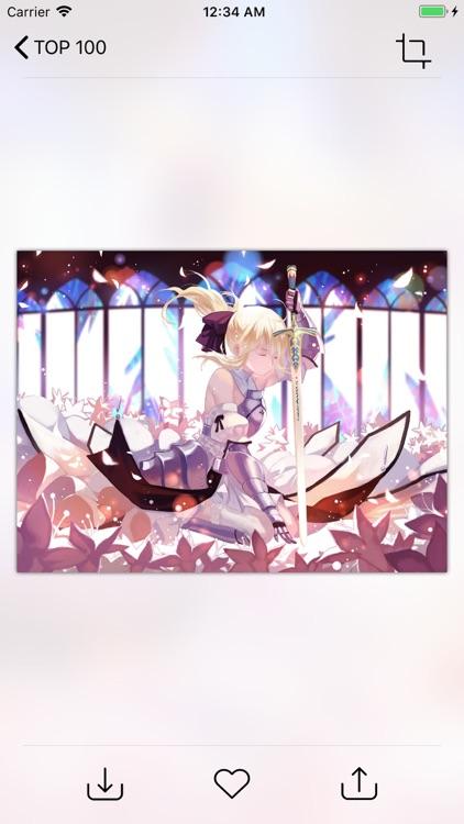 Anime Gallery-Wallpaper&Avatar screenshot-3