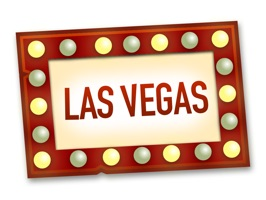 Animated Light Signs of Las Vegas Stickers