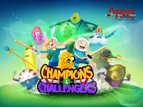 Champions and Challengers tablet App screenshot 5