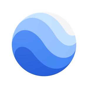 Google Earth Travel app
