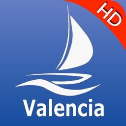 Valencia Nautical Charts Pro