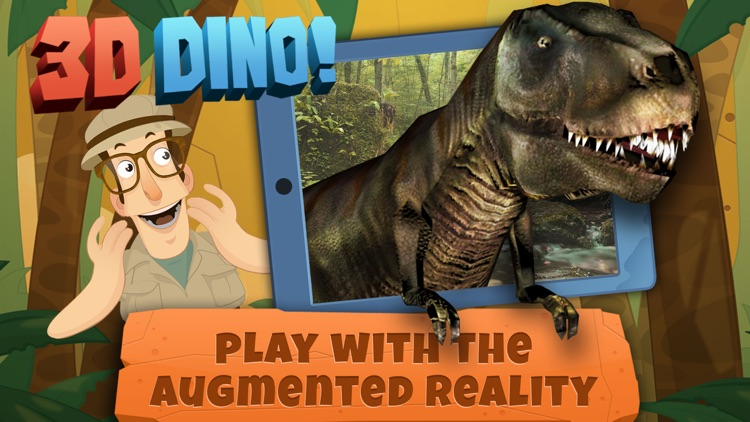 Archaeologist: Jurassic Life screenshot-3
